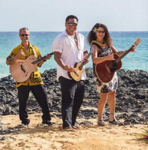 Hawaii Luau Company Hawaiian Entertainment and Musicians